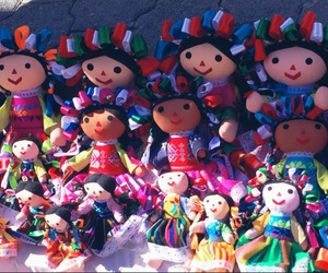 doll, mexican, and mexico image