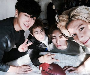 exo, yesung, and key image