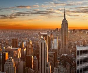 new york, ny, and new york city image