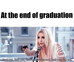 funny, graduation, and britney spears image