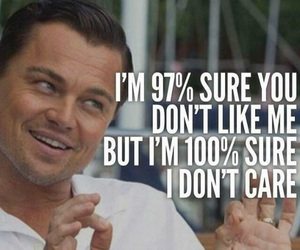 funny, quotes, and leonardo dicaprio image