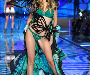 gigi hadid, Victoria's Secret, and model image