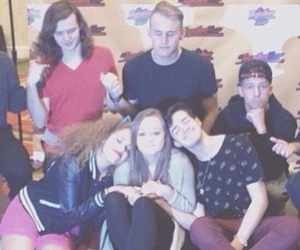 fans, lox, and m&g image