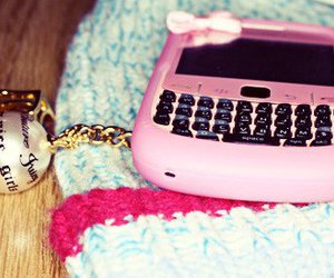 pink, blackberry, and bow image