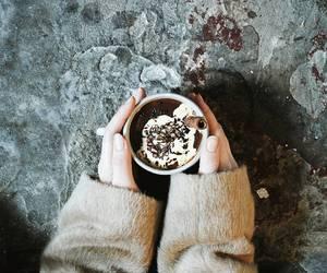chocolate, cozy, and coffee image