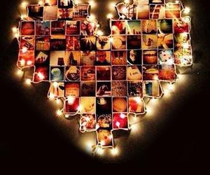 fotos, corazón, and corazón de fotos image