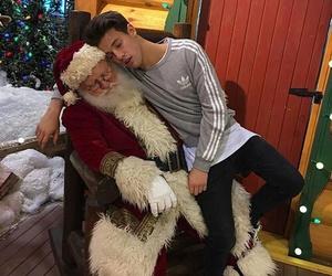 cameron dallas, christmas, and boy image