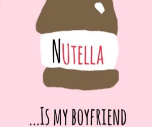 nutella and boyfriend image