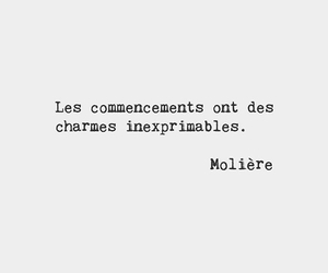 beginning, french, and moliere image
