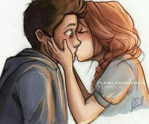 love, kiss, and stydia image