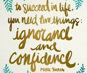 quotes, life, and confidence image