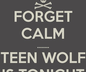 teen wolf, series, and tv show image