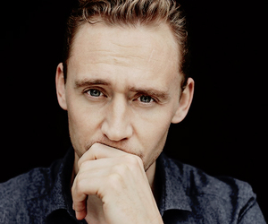 tom hiddleston and handsome image