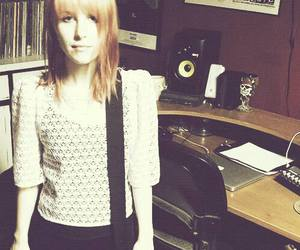 girl, hayley williams, and music image