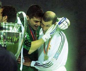 football, sport, and real madrid image