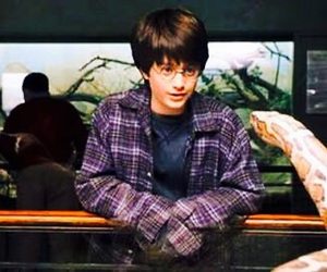 harry potter and snake image
