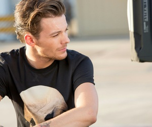 louis, ♡, and one direction image