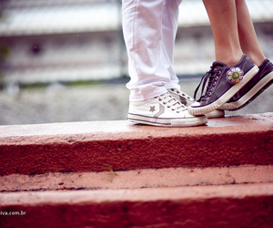 all star, colorful, and couple image