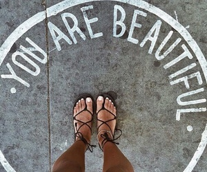 beautiful, quotes, and shoes image