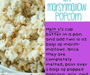 marshmallow, food, and girl image