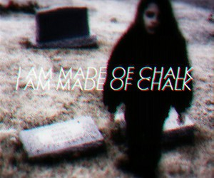 chalk, Crystal Castles, and made image