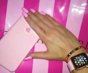 apple, iphone, and victoria secret image