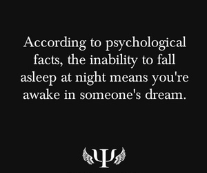 Dream, facts, and love image