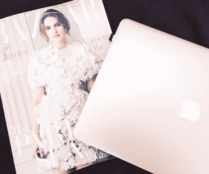 apple, fashion, and macbook image