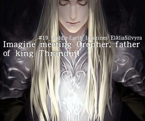 fantasy, imagine, and lord of the rings image
