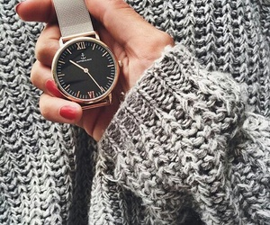 grey and watch image