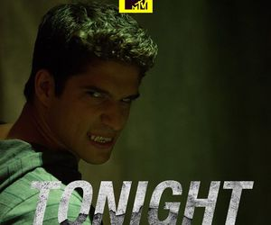teen wolf, tyler posey, and tonight image