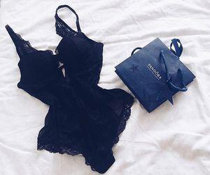 black, fashion, and sexy image