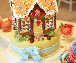 adorable, christmas, and food image