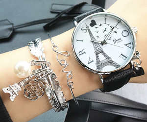 bracelet and watch image