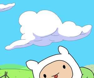 adventure time, JAKe, and wallpaper image