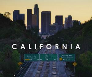 california, city, and usa image