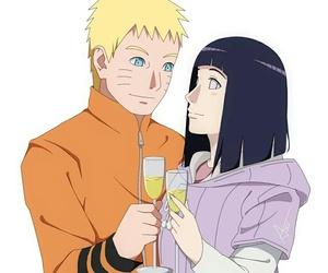 couple, anime couple, and boruto the movie image