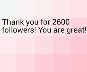 2600 and followers image