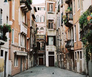city, italy, and pretty image