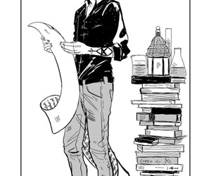 tiberius blackthorn and shadowhunters image