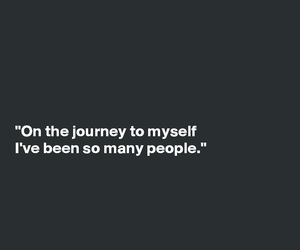 quote and journey image