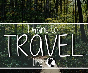 adventure, goals, and travel image