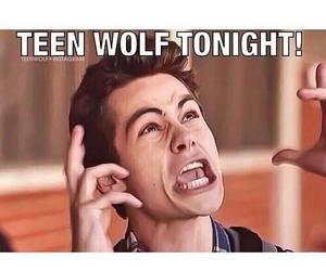 teen wolf, tonight, and stiles image