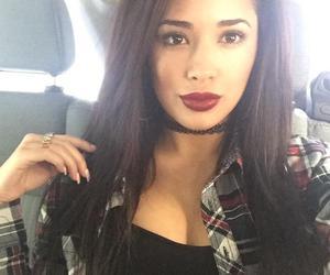 jasmine villegas, jasmine v, and selfie image