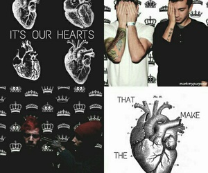 aesthetic, edit, and heart image