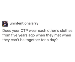 otp, tumblr, and larry image