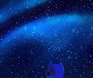 adventure time, finn, and space image