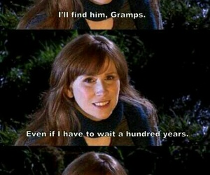 companion, doctor who, and donna noble image