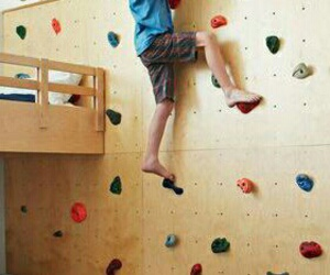 climbing, children, and room image