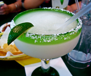 drink, green, and lime image
